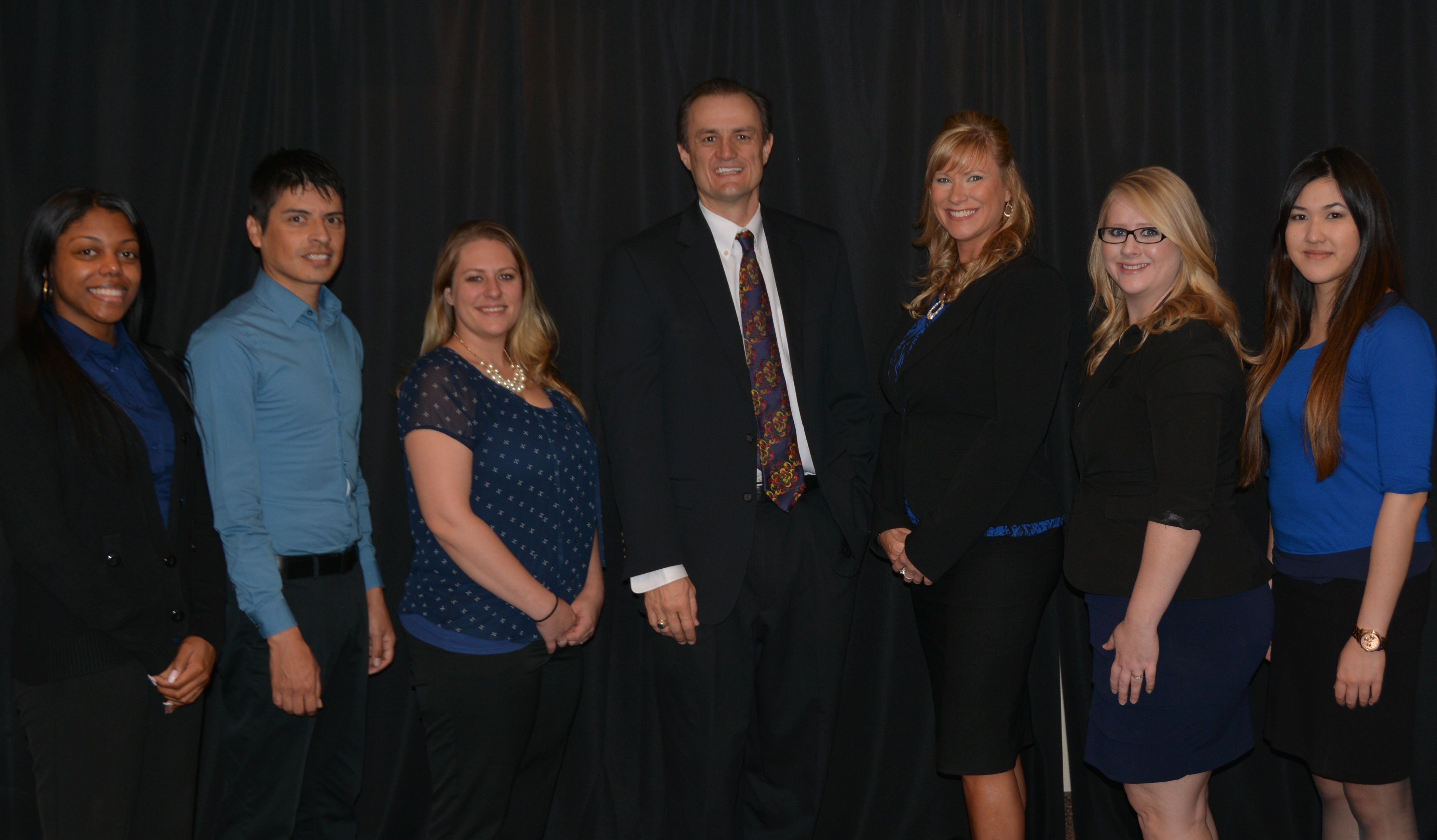 Gary and Staff at Law Offices of Gary L. Fales